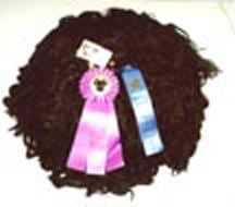 Prize Winning Karakul Fleece
